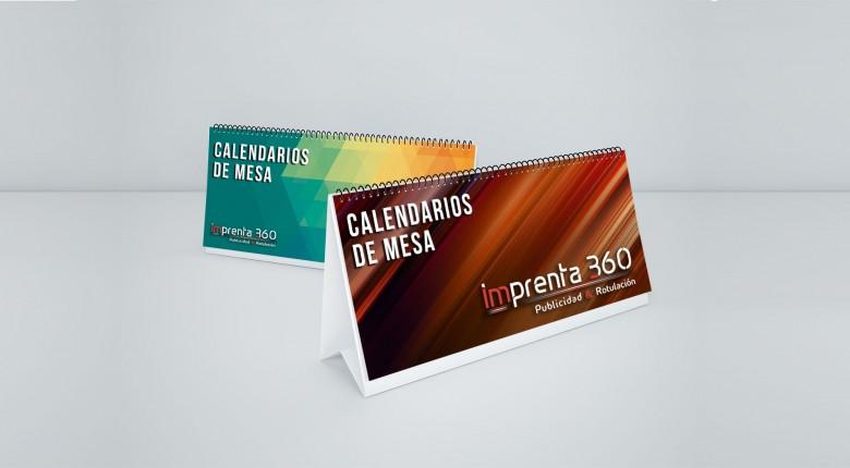 Calendarios - Imprenta 360