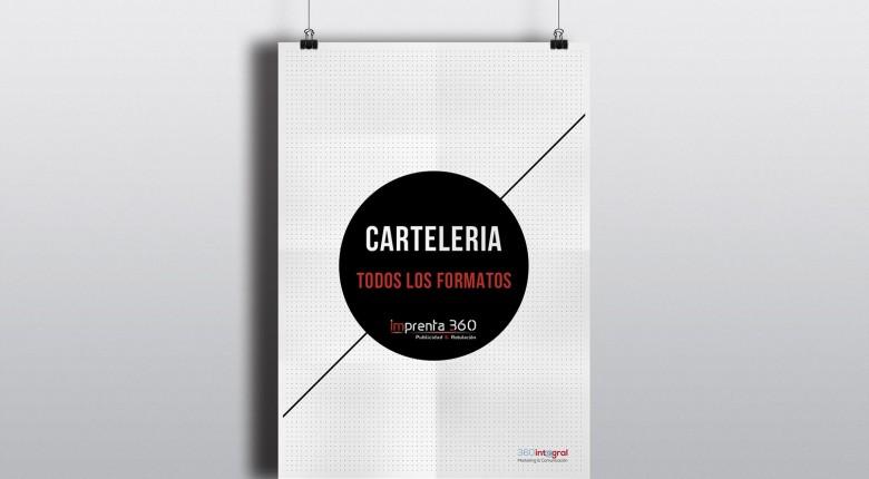 Carteles - Imprenta 360