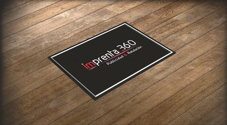 Felpudos - Imprenta 360