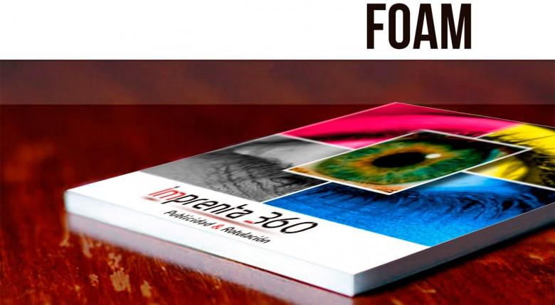 Foam - Imprenta 360