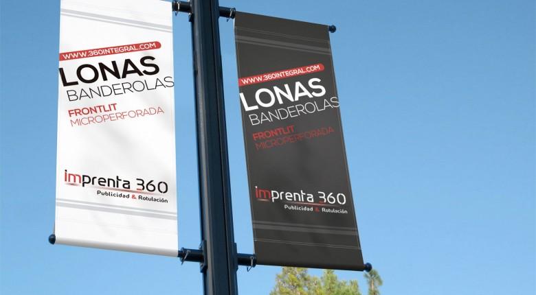 Lonas - Imprenta 360