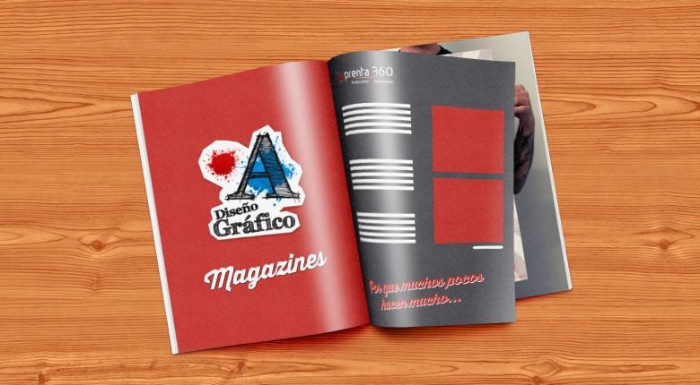 Revistas - Imprenta 360