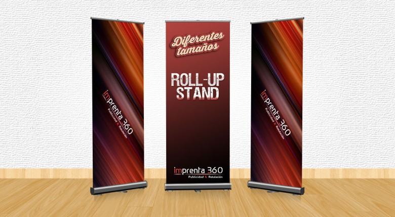 Roll-UP - Imprenta 360