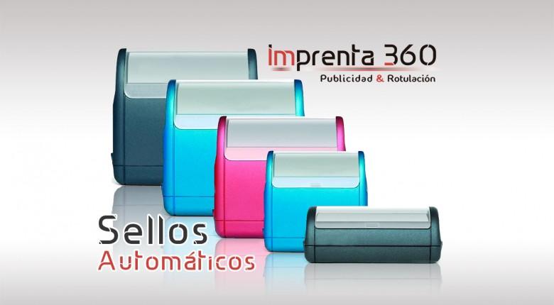Sellos - Imprenta 360